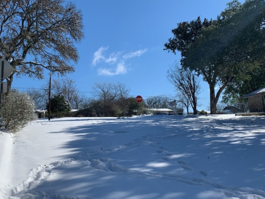 Disaster declarations are being issued at local, county, state and federal levels due to the winter weather conditions sweeping across Texas. (Heather Demere/Community Impact Newspaper)