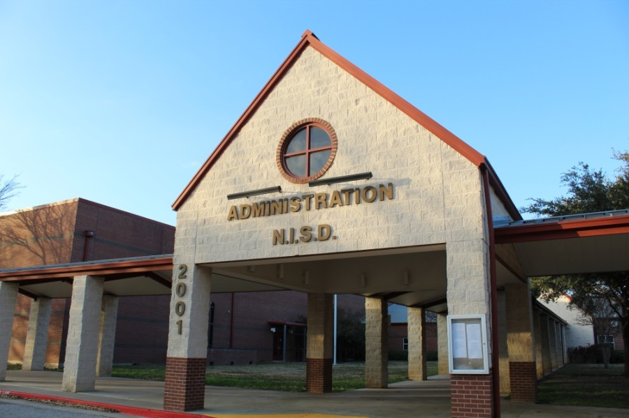 Northwest ISD administration building