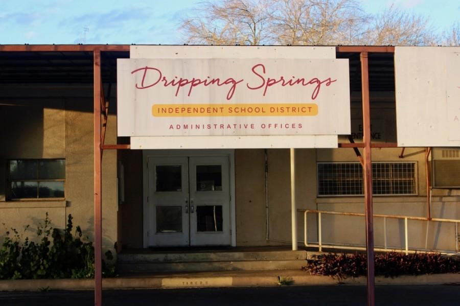 Dripping Springs ISD extended school closures through Feb. 18. (Olivia Aldridge/Community Impact Newspaper)