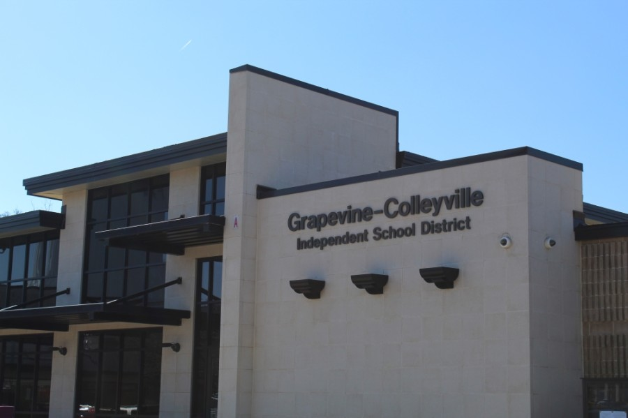 Grapevine-Colleyville ISD administration building