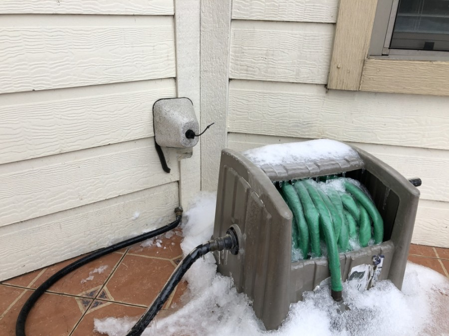 Inclement weather conditions in Austin have impacted more than just electricity. Water utility agencies and emergency service providers have reported significant water challenges in light of freezing temperatures. (Amy Rae Dadamo/Community Impact Newspaper)