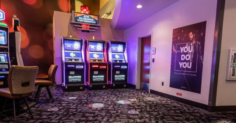 In the course of a little more than a year, guests at Gila River Hotels & Casinos—including Wild Horse Pass in Chandler—had the opportunity to make a difference to four Valley nonprofits. (Courtesy Gila River Hotels & Casinos)