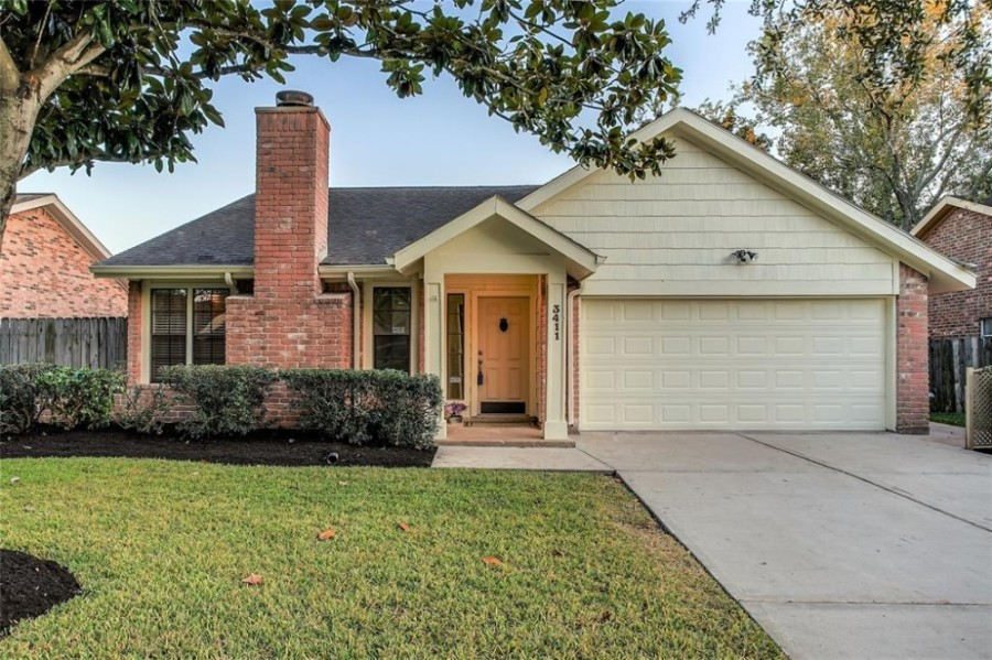 3411 Spring Arbor Lane, Sugar Land, is one of the recently sold homes in the Woodstream neighborhood. (Courtesy Houston Association of Realtors)