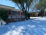 The Keller ISD Education Center was one of at least 16 district campuses or buildings to be affected by power outages due to a winter storm Feb. 15. (Courtesy Keller ISD)