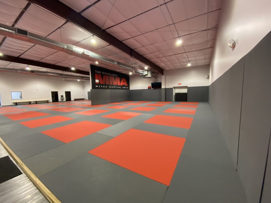 Gracie Barra The Woodlands relocated to a new training center on Richards Road earlier this year. (Courtesy Gracie Barra The Woodlands)