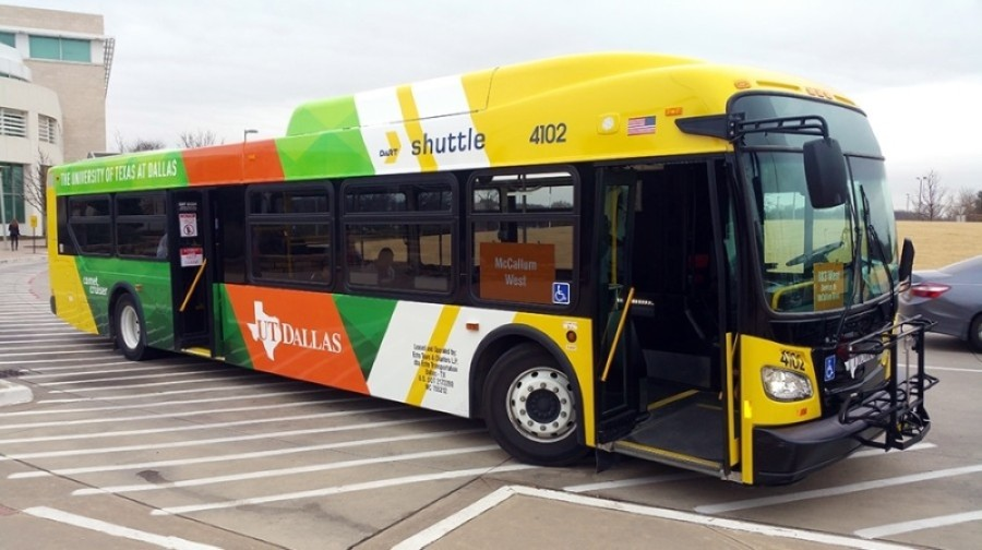 In the northeast quadrant of DART's coverage area—which includes Plano, Richardson, northeast Dallas, Rowlett and Garland—current plans show new and expanded GoLink zones, with current bus routes being replaced by shuttle service. (Courtesy DART)