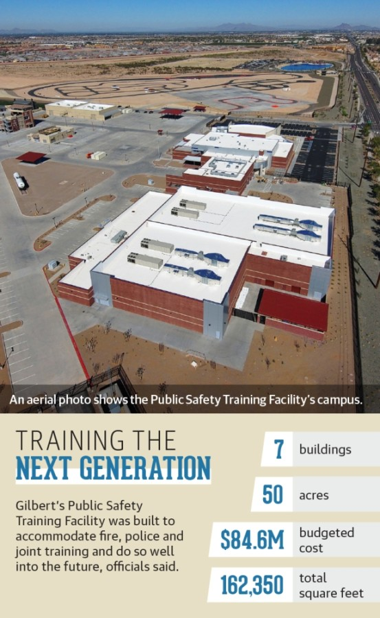 Gilbert Public Safety Training Facility