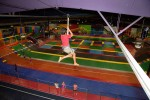 Bounce Bounce Trampoline Park is slated to open in Missouri City this summer. (Courtesy Bounce Bounce)