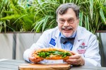 "Antone's Famous Po' Boys will bring a new ""H-Town Originals"" sandwich to Houston in collaboration with Dr. Peter Hotez, chair of Tropical Pediatrics at Texas Children's Hospital, co-director of Texas Children's Center for Vaccine Development, and dean of the National School of Tropical Medicine at Baylor College of Medicine. (Courtesy Liana Bouchard/Legacy Restaurants)"