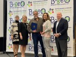 Large-format printing service provider SpeedPro Magnolia was named 2020 Business of the Year by the Greater Magnolia Parkway Chamber of Commerce. (Courtesy SpeedPro Magnolia)
