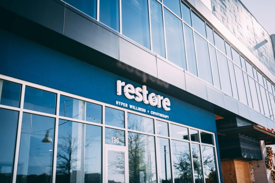 Restore Hyper Wellness   Cryotherapy will open in Southlake in March. (Courtesy of Restore Hyper Wellness   Cryotherapy)