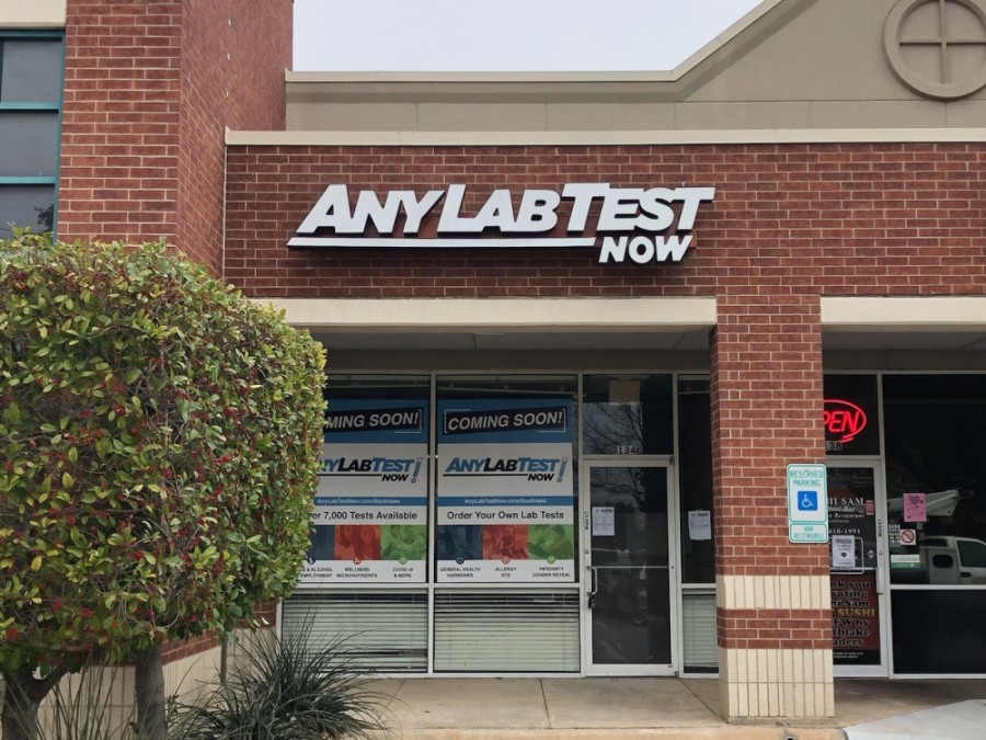 Any Lab Test Now will be opening a new clinic in early March in Southlake. (Courtesy Any Lab Test Now)