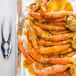 Krab Kingz Seafood will open in Humble March 17. (Courtesy Krab Kingz Seafood)