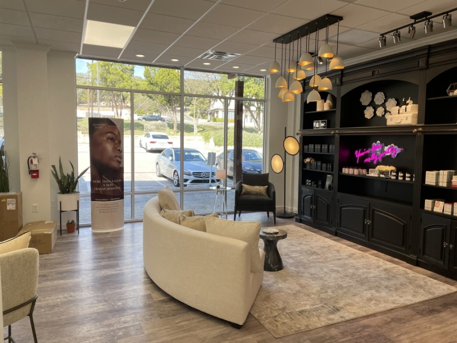 Beaux Medspa opened in West Lake Hills in February. (Courtesy Beaux Medspa)