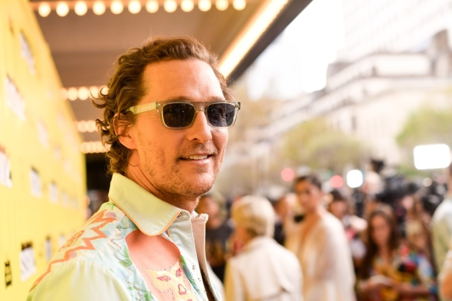 Matthew McConaughey, see, here at SXSW 2019, will be one of this year's virtual SXSW speakers. (Matt Winkelmeyer/Getty Images for SXSW)
