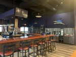 The Blu Crab Seafood House and Bar is now open on Colleyville Boulevard in Colleyville. (Sandra Sadek/Community Impact Newspaper)