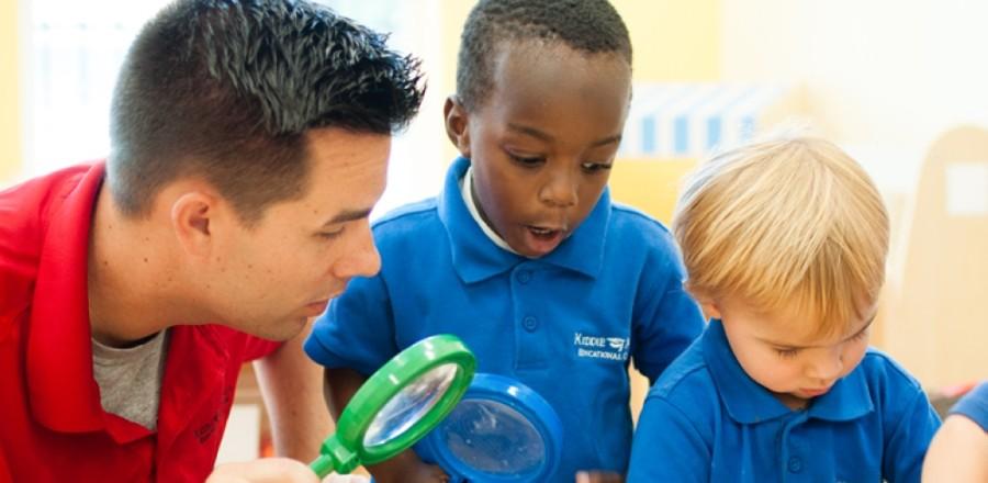 Kiddie Academy opened in January. (Courtesy Havas Formula)