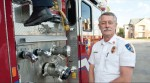 Tomball Fire Chief Randy Parr, pictured here in 2012, has served as chief for 17 years. (Community Impact staff)