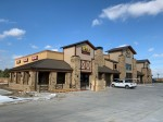 Part of the Grapevine Station North development, a Texas Best Smokehouse will open in mid-March. (Courtesy Westwood Real Estate Development)