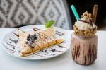 The Sweet Paris in Baybrook Mall is the ninth location for the business. (Courtesy Sweet Paris Creperie & Cafe)