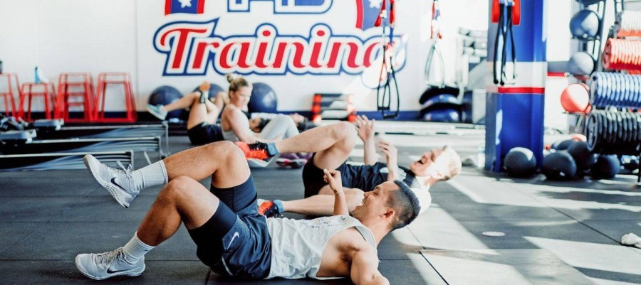 F45 Training Morton Ranch opened in Katy in late February. (Courtesy F45 Training)