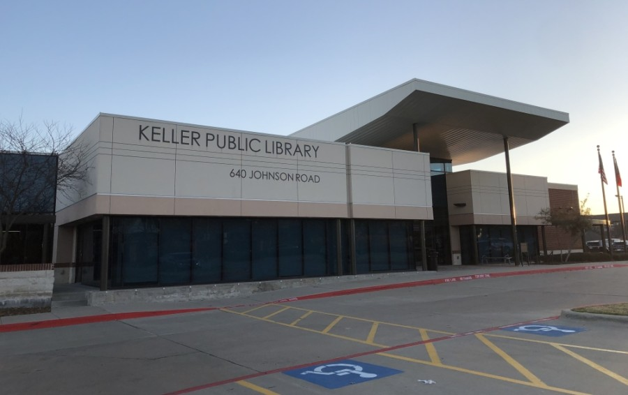 The Keller Public Library