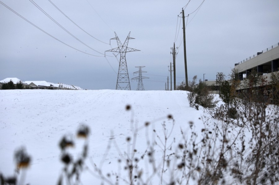 The state's electric grid and the entities that oversee it are under scrutiny following the winter storm in February. (Liesbeth Powers/Community Impact Newspaper)