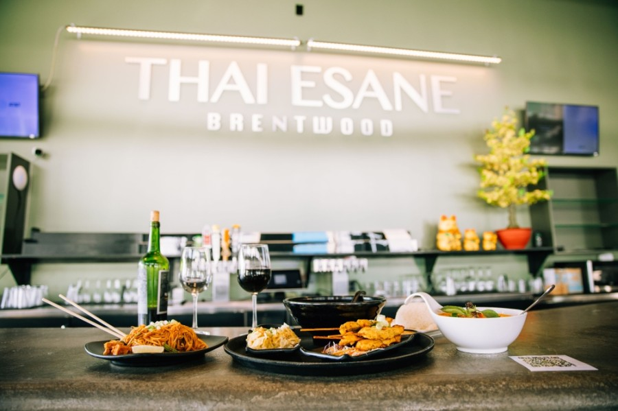 Thai Esane opened in February in Brentwood. (Courtesy Thai Esane, Jake Matthews)