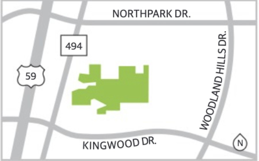 Kings Manor is in the 14,000-acre, master-planned community of Kingwood.
