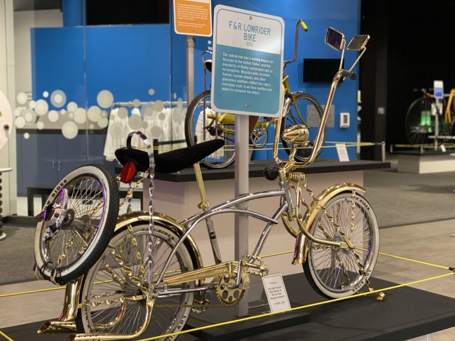 """Gear Up: The Science of Bikes,"" is one of a plethora of exhibitions on display in Houston's Museum District. (Courtesy The Health Museum)"