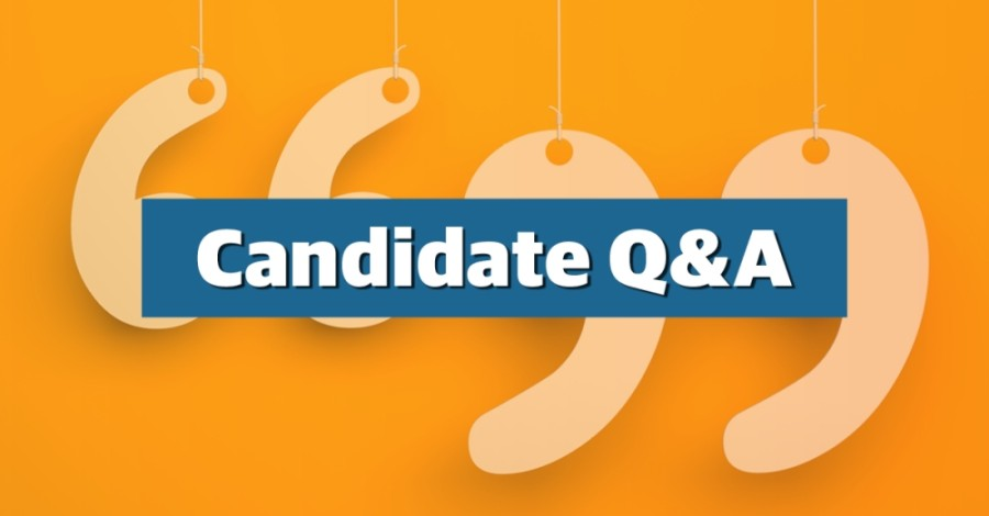 Candidates for Richardson ISD At-Large Place 7 answered questions about their goals. (Community Impact staff)