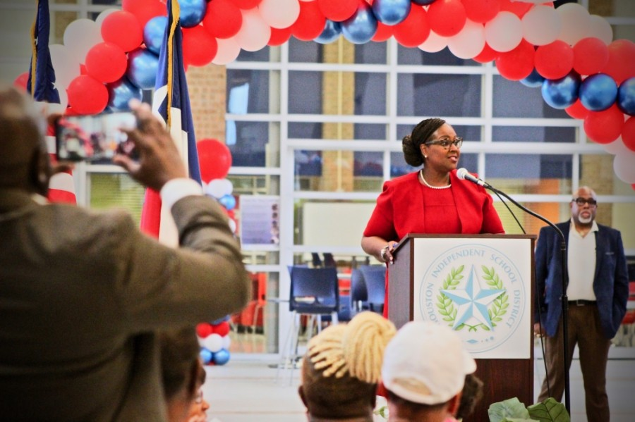 HISD interim superintendent Grenita F. Lathan will soon depart from the district. (Community Impact Newspaper file photo)