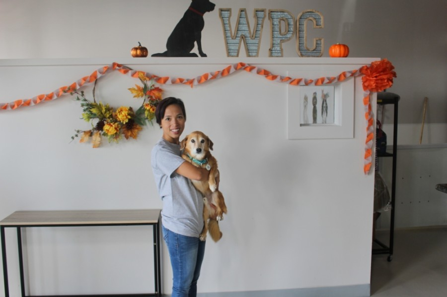 Owner Tammi Bui is opening a second location of Wishbone Pet Care in March in Sugar Land. (Claire Shoop/Community Impact Newspaper)