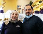 Asmaa Khattab and Kareem Alrefaai opened Bigdash's Frisco location in February 2020. (Francesca D'Annunzio/Community Impact Newspaper)