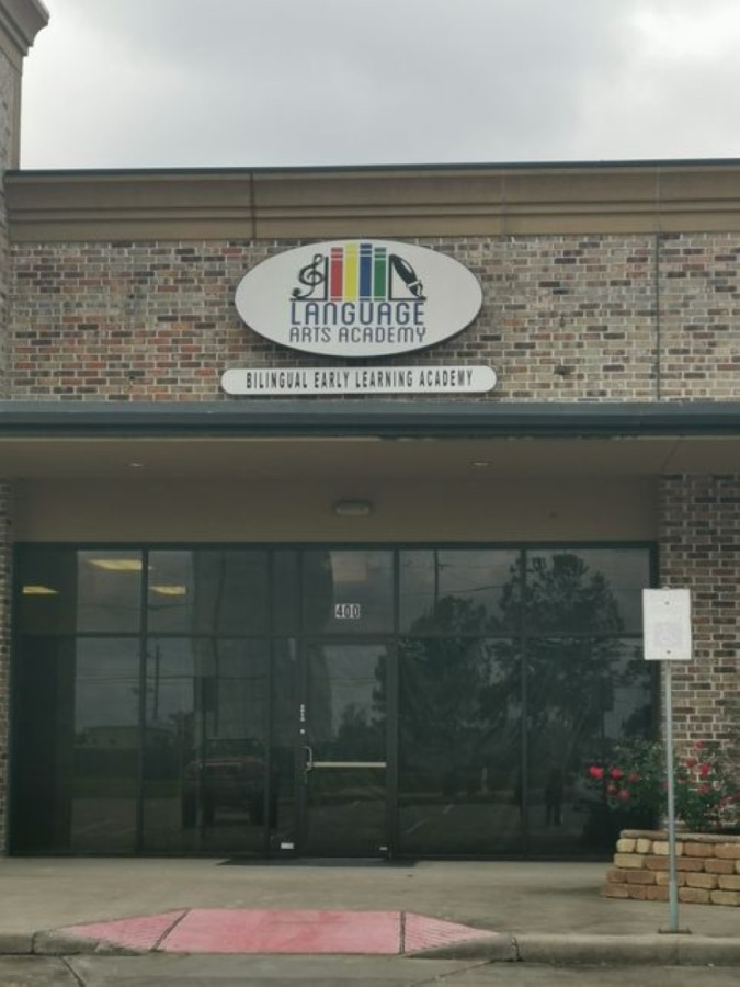 Language Arts Academy—formerly located at 5503 FM 2920, Spring—celebrated the grand opening of its new location March 1 at 20423 Kuykendahl Road, Ste. 400, Spring. (Courtesy Gabriela De Coss)