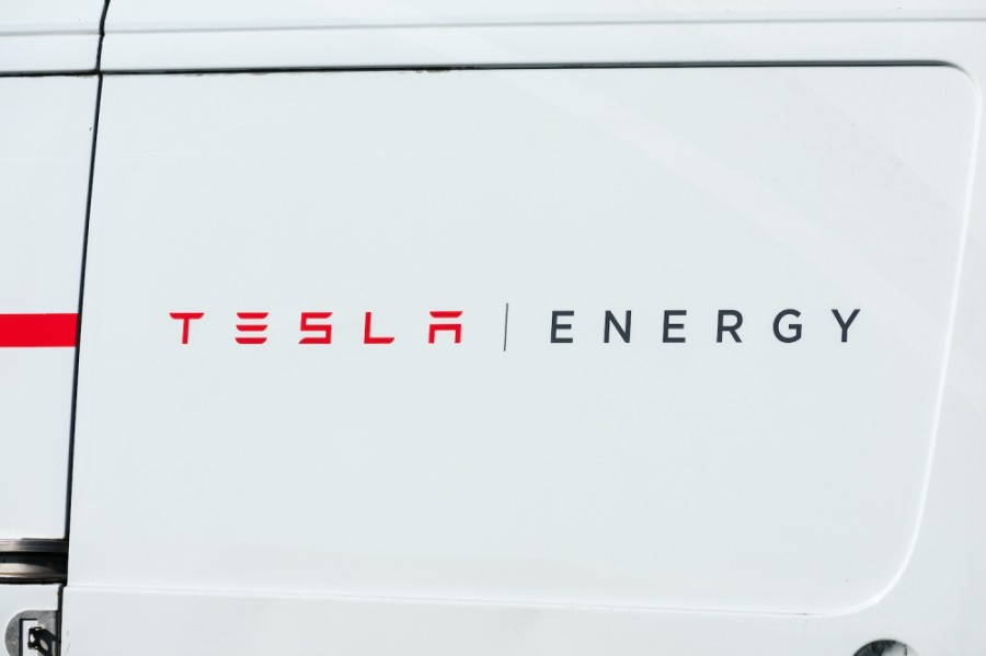 Tesla is working on a battery storage facility in Brazoria County. (Courtesy Adobe Stock)