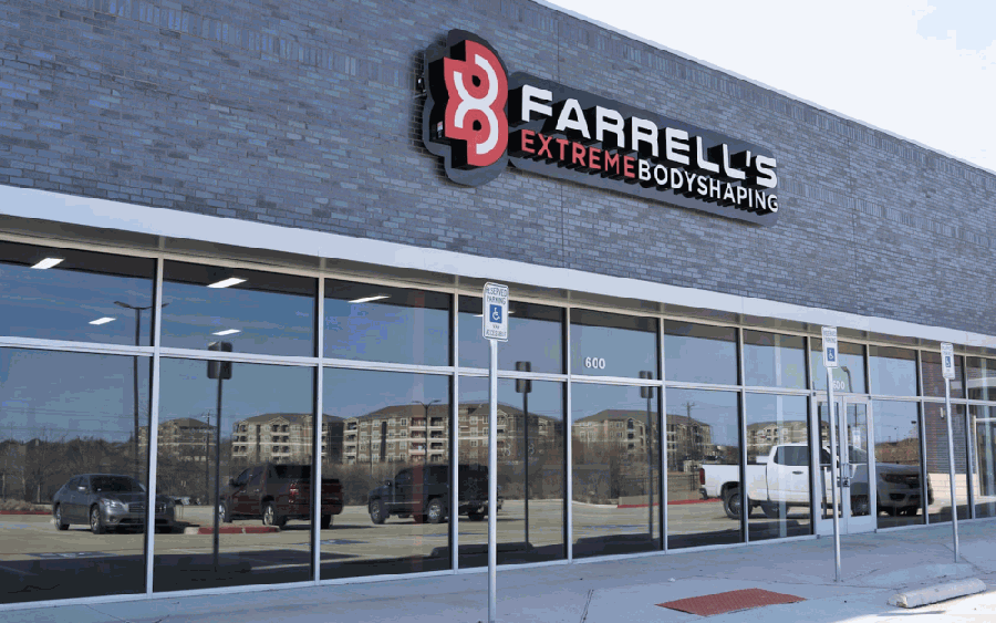 Farrell's Extreme Bodyshaping relocated from Little Elm to Frisco in January. (Courtesy Farrell's Extreme Bodyshaping)