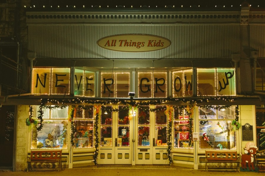 All Things Kids celebrates its 10-year anniversary April 1. (Courtesy All Things Kids)