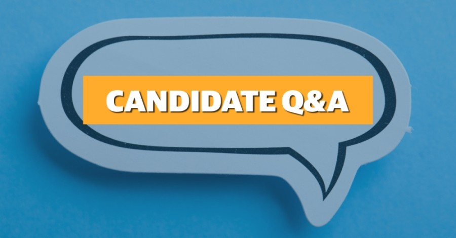 Grapevine mayoral candidates answered questions about their goals. (Community Impact Newspaper staff)