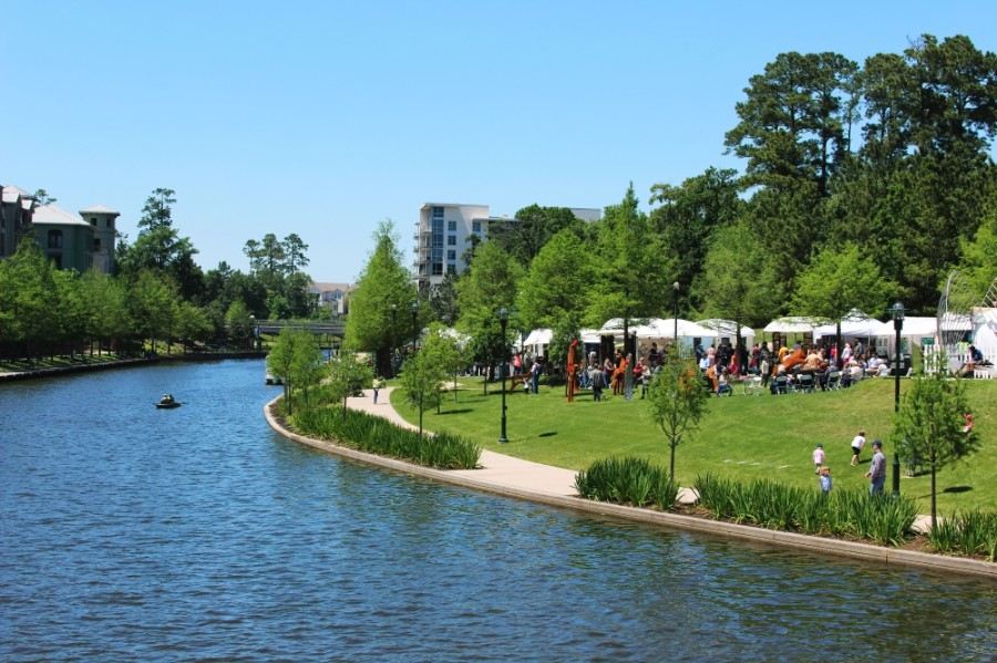 The Woodlands Waterway Arts Festival will be held April 10-11. (Courtesy The Woodlands Arts Council)