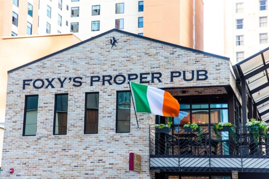 Photo of a pub