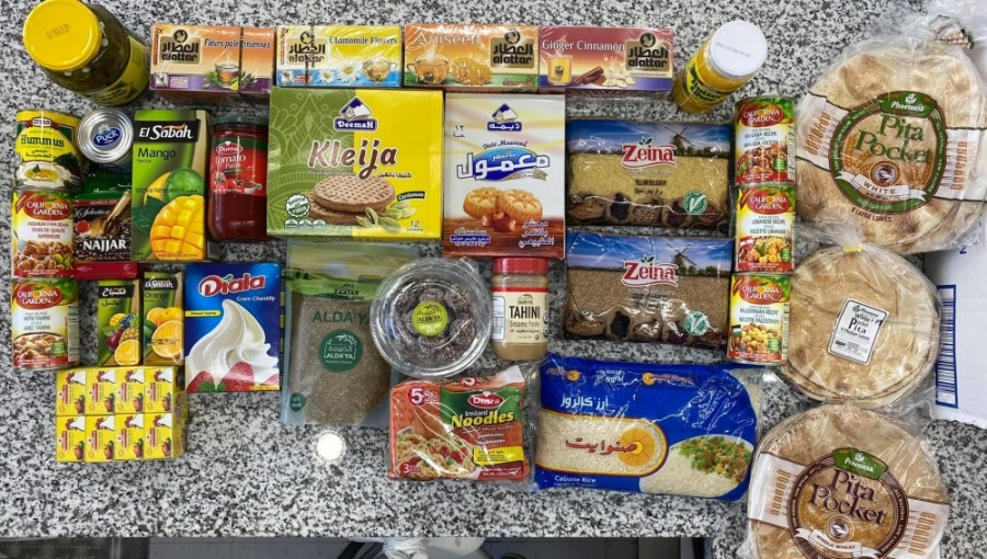 Tawakkul Grocers sells Indian, Pakistani, Bangladeshi and other South Asian products. (Courtesy Tawakkul Grocers)