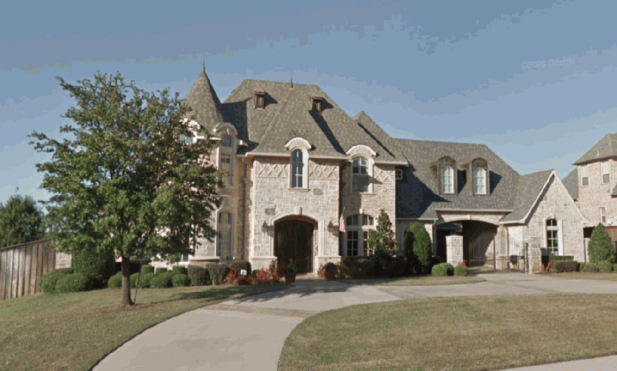 The Kimball Hill Estates neighborhood in Southlake includes homes from $800,000-$1.1 million. (Courtesy Google)