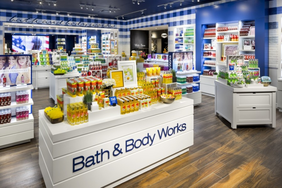 Bath & Body Works will be opening its second Richmond location at The Grand at Aliana in April. (Courtesy L Brands)