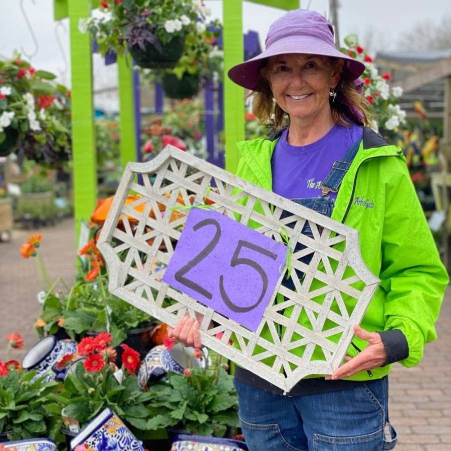 According to business owner Beverly Welch, Tomball gardening center The Arbor Gate celebrated its 25th anniversary March 1. (Courtesy The Arbor Gate)