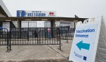 Rice Stadium Vaccine Site