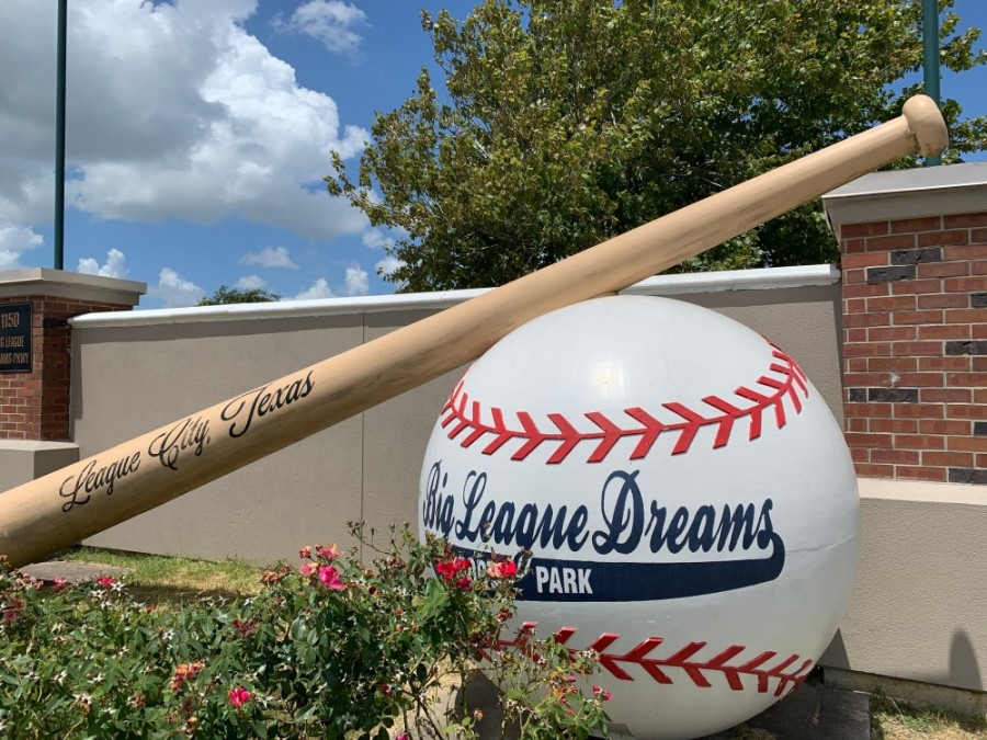 League City is in the process of accepting proposals for a new organization to take over the maintenance and operation of Big League Dreams, a facility with six baseball fields on which residents can practice and play. (Courtesy city of League City)