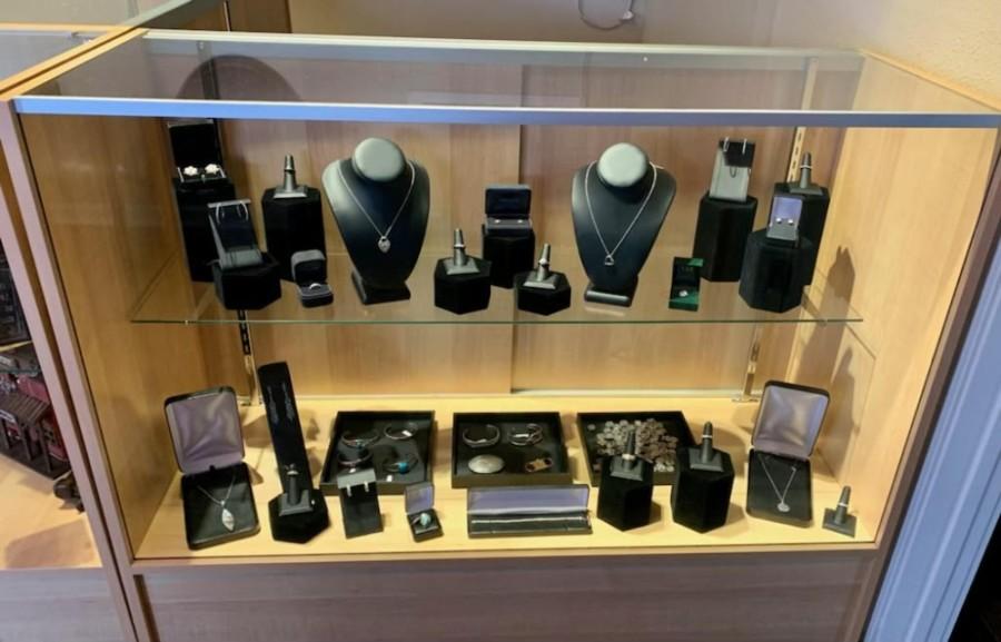 Saddleback Jewelry & Coin opened at 5135 FM 1488, Magnolia, on March 1. (Courtesy Saddleback Jewelry & Coin)