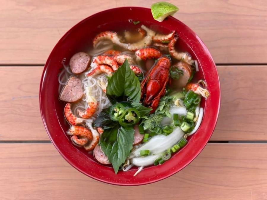LA Crawfish opened its first Austin location this February. (Courtesy LA Crawfish)