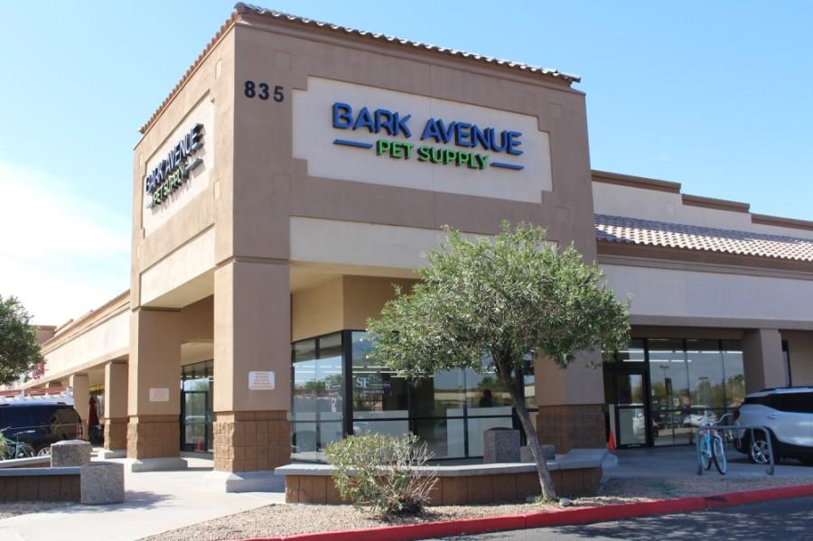 Bark Avenue Pet Supply